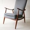 1960s Teak Chair by Westnofa Norway2