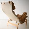 Bruno Mathesson Pernilla Chair in Beige Leather 2