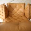 Bruno Mathesson Pernilla Chair in Beige Leather 3