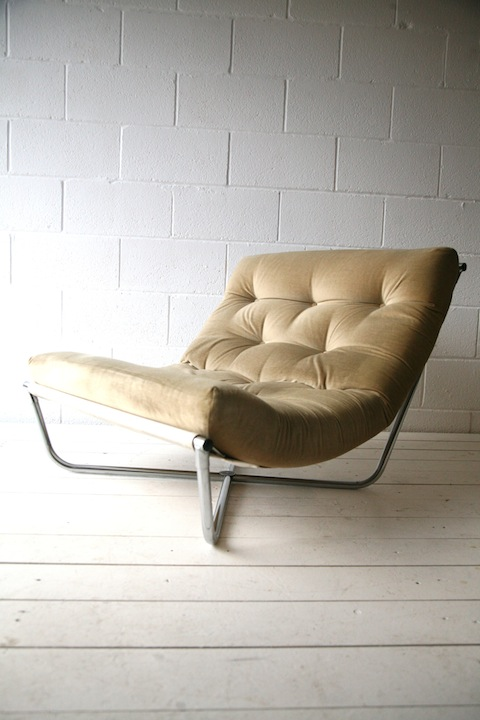 Sling Chair by Peter Hoyte