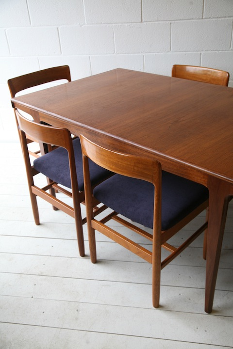 teak dining tables uk. 1960s teak dining table and 6 chairs by dalescraft tables uk