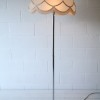 Art Deco Floor Lamp and Shade