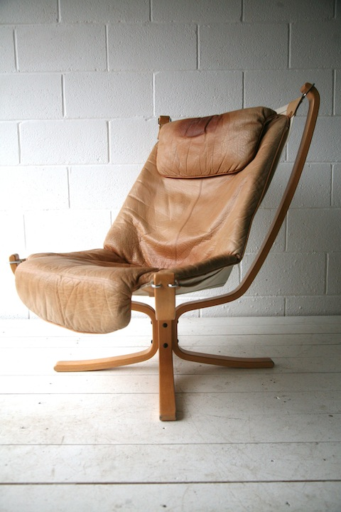 Falcon Chair by Sigurd Ressell for Vante Mobler1