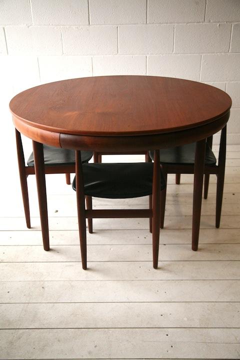 Lovely ... Hans Olsen Dining Set 3 ...