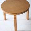 Side Table by Alvar Aalto