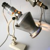 1930s Hanau Industrial Heat Lamps