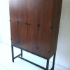 1960s Milo Baughman Cabinet for Directional USA1