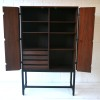 1960s Milo Baughman Cabinet for Directional USA2