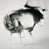 Murano Glass Bull1