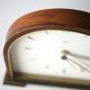 Smiths Wooden Mantel Clock1