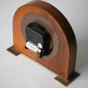 Smiths Wooden Mantel Clock3