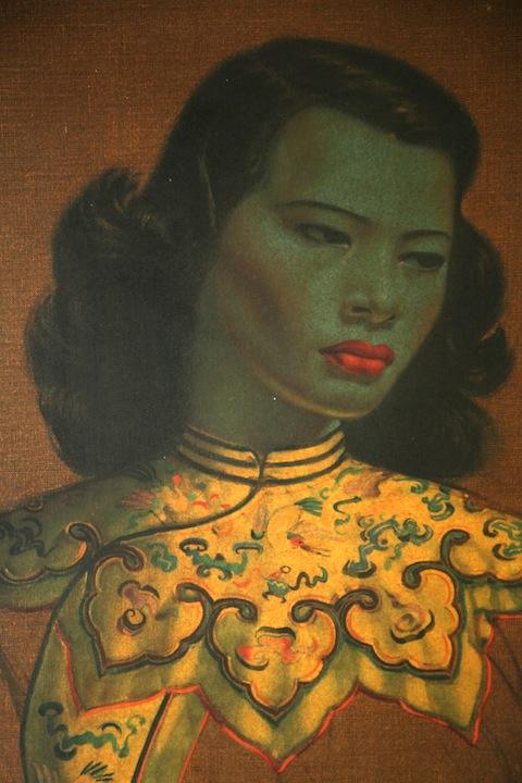 Tretchikoff Chinese Girl Print