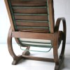 1930s Leather Slipper Chair3