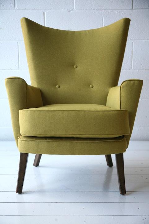 1950s Armchair