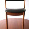 1960s Teak Dining Table and 4 Chairs by Mcintosh Scotland1