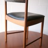 1960s Teak Dining Table and 4 Chairs by Mcintosh Scotland3