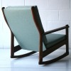 Afromosia Rocking Chair by Furniture Productions 3