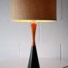 Modernist Wooden Table Lamp 1