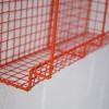 Orange Industrial Cage 2