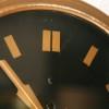 Vintage Gold Wall Clock 2