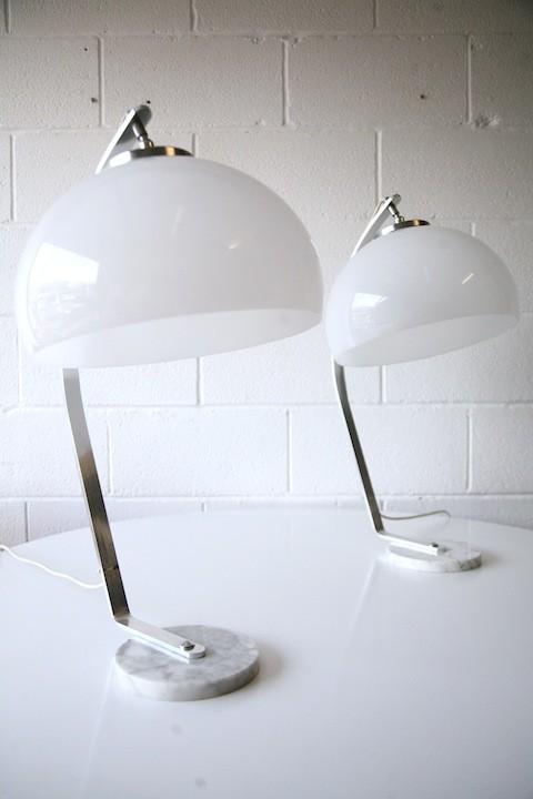 Vintage Italian Table Lights