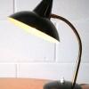 1950s Black Italian Desk Lamp 1