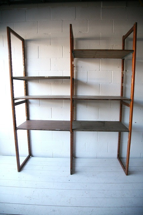 Industrial Shelving Unit by Bruynzeel Large2