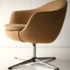 Small 1970s Swivel Chair1