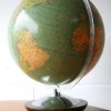 Vintage German Globe