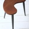 1950s Boomerang Side Table