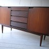 1960s Afromosia Sideboard by Richard Hornby 1