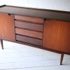 1960s Afromosia Sideboard by Richard Hornby 2