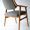 1960s Beech Side Chair 2