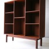 1960s Danish Teak Bookcase 1