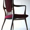 AJ Milne Rosewood Chairs 3