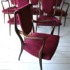 AJ Milne Rosewood Chairs 4