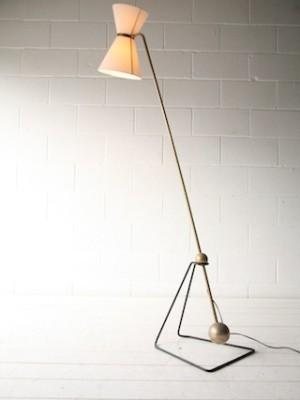'Equilibrium' Floor Lamp by Pierre Guariche 4