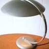 Vintage Silver Desk Lamp by Hillebrand1