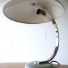 Vintage Silver Desk Lamp by Hillebrand3