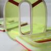 05 Vintage Florescent Plastic Shop Letters 3