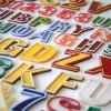 06 Plastic 1960s Shop Letters 1