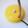 1950s Yellow Italian Desk Lamp3