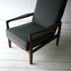 1960s Afromosia G Plan Chair2