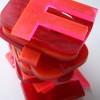21 Vintage Plastic Shop Letters 5