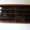 Large Vintage Oak Bookcase2