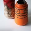Pair of 1960s West German Vases