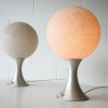 Pair of 1970s Aluminium Table Lamps2