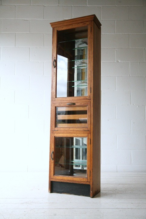 Vintage Chemists Cabinet