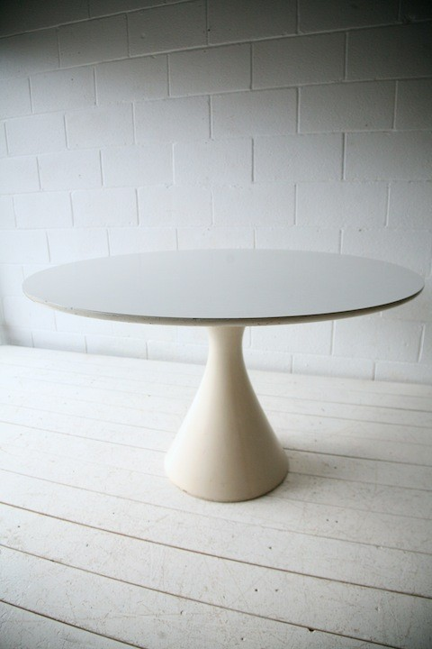 Vintage Dining Table by Maurice Burke for Arkana