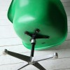 Vintage Fibreglass Desk Chair by Charles Eames for Herman Miller3